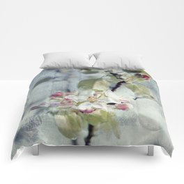 Pure Spring - Apple Blossom Comforters