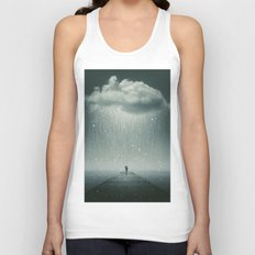 Weathering the Storm Unisex Tank Top