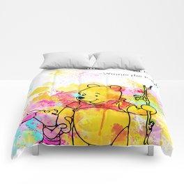 Pooh -  Spell Love... 13 Comforters