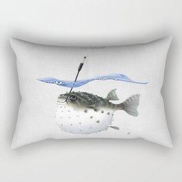 Take It Outside! Rectangular Pillow