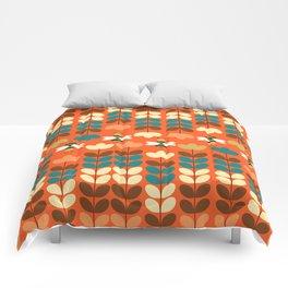 Happy workers Comforters