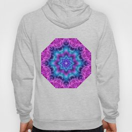 Floral Abstract G269 Hoody