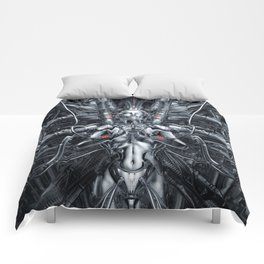 Maiden In The Machine Comforters