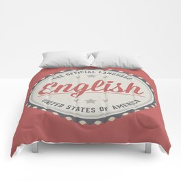 The Official Language Comforters