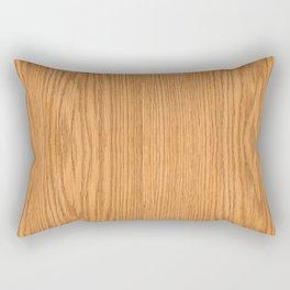 Wood 3 Rectangular Pillow