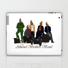 The Almond Brothers Band Laptop & iPad Skin