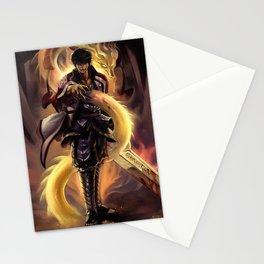 Ninja Scroll Stationery Cards