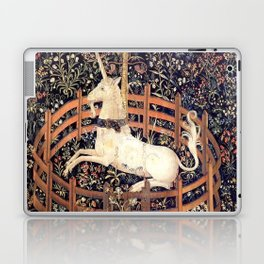 The Unicorn in Captivity Laptop & iPad Skin