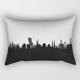 City Skylines: Abu Dhabi Rectangular Pillow