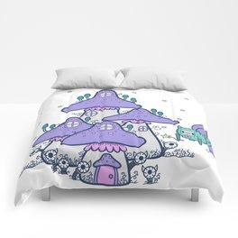 Fairy House Comforters