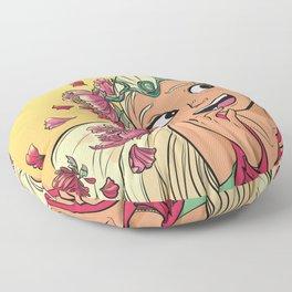 Perfuma Portrait (SPOP) Floor Pillow