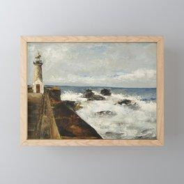 Faro Framed Mini Art Print