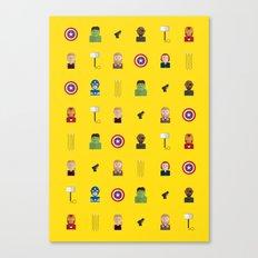 Avenger Canvas Print
