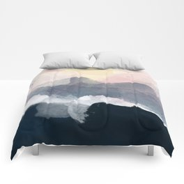 Abstract No.03 Comforters