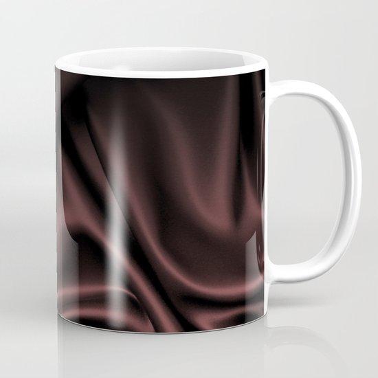 Silk Marsala Ombre Mug