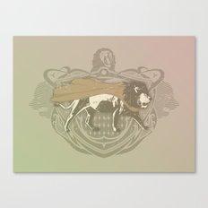 Fearless Creature: Leeoh Canvas Print