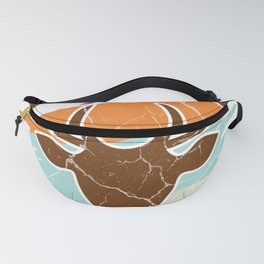 Deer Deer Fawn Wild Forest Gift Animal Fanny Pack