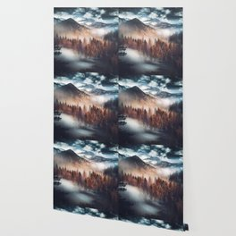 LOST IN THE FOG Wallpaper