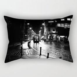 Night train Rectangular Pillow