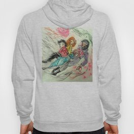 Death and All Her Resting Lovers Hoody