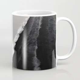 BLACK SAND BEACH Coffee Mug