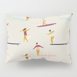 Dancers of the sea Pillow Sham