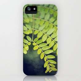 let it grow iPhone Case