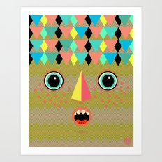 waxxy Art Print