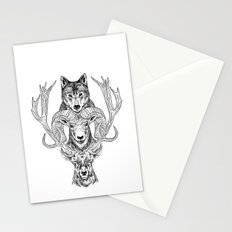 Wolfram & Hart Stationery Cards