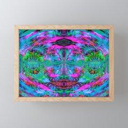 Hazy Visions V Framed Mini Art Print