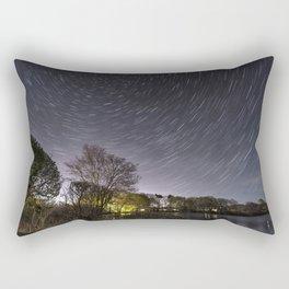 Star Trailing Rectangular Pillow