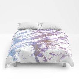 blue ecstacy Comforters