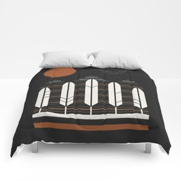 Snow Geese Comforters