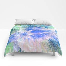 """""""Unbreakable Spirit"""" Abstract Design Comforters"""