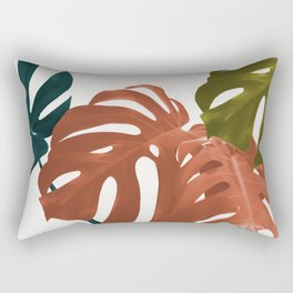 Botanical Minimal Living Rectangular Pillow