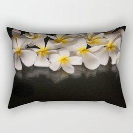 Plumeria Rectangular Pillow