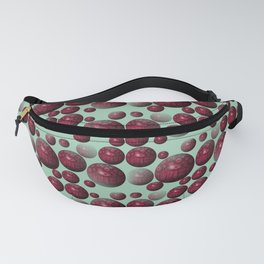 Jamun - Bubble beads J of Alphabet collection Fanny Pack
