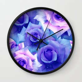 Bouquet de fleur Wall Clock