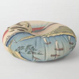 Kōnodai tonegawa Appa Floor Pillow