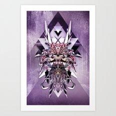 Armor Concept I Art Print