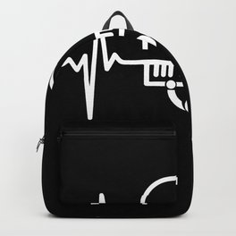 My Heart Beats For Backpack