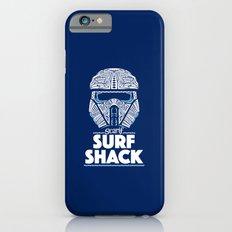Space Surf Shack Slim Case iPhone 6s
