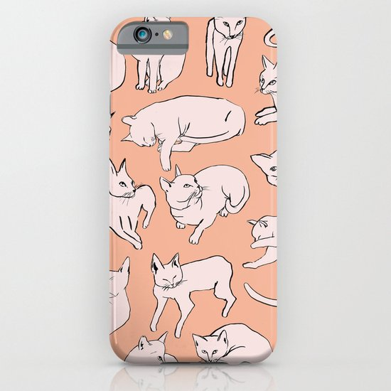 Picasso Cats iPhone & iPod Case