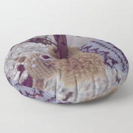 cozy and warm Floor Pillow