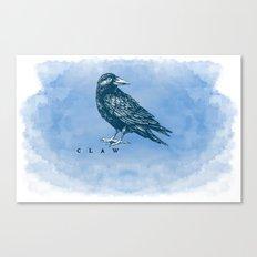 WordPlay 2: Ravenclaw Canvas Print
