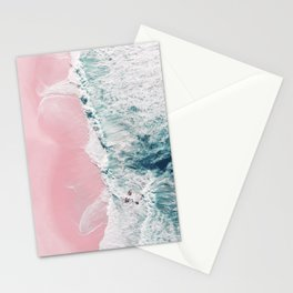 sea of love II Stationery Cards