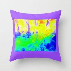 The Hippy Shake Throw Pillow