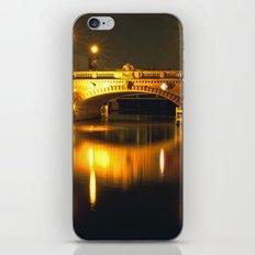 Moltke-Bridge at the river Spree in Berlin iPhone & iPod Skin