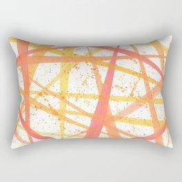 #87. TORI - Spotlights Rectangular Pillow