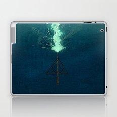 Harry Potter Deathly Hollows Expecto Patronum Laptop & iPad Skin